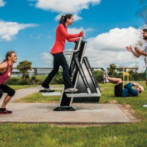 Outdoor Gym Equipment