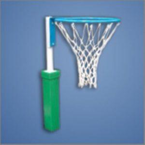 Netball Fixed Hoop Kit