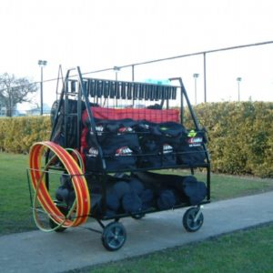 tennis trolley