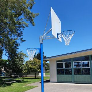 basketball netball combination
