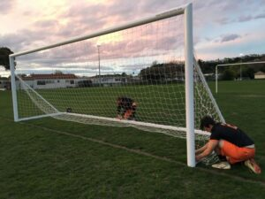 soccer goal nz